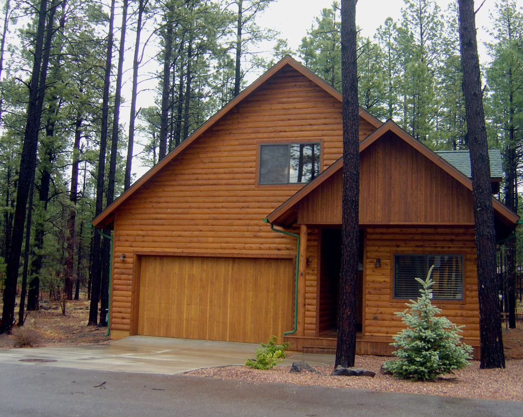 Luxury Cabin Rental - Pinetop