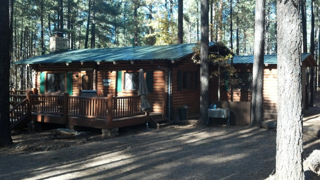 Pierson Cabin Rental - Pinetop