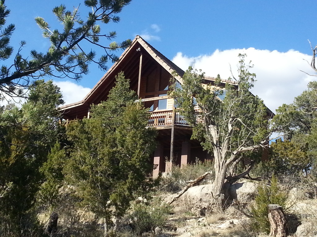 Mogollon Airpark Cabin Rental