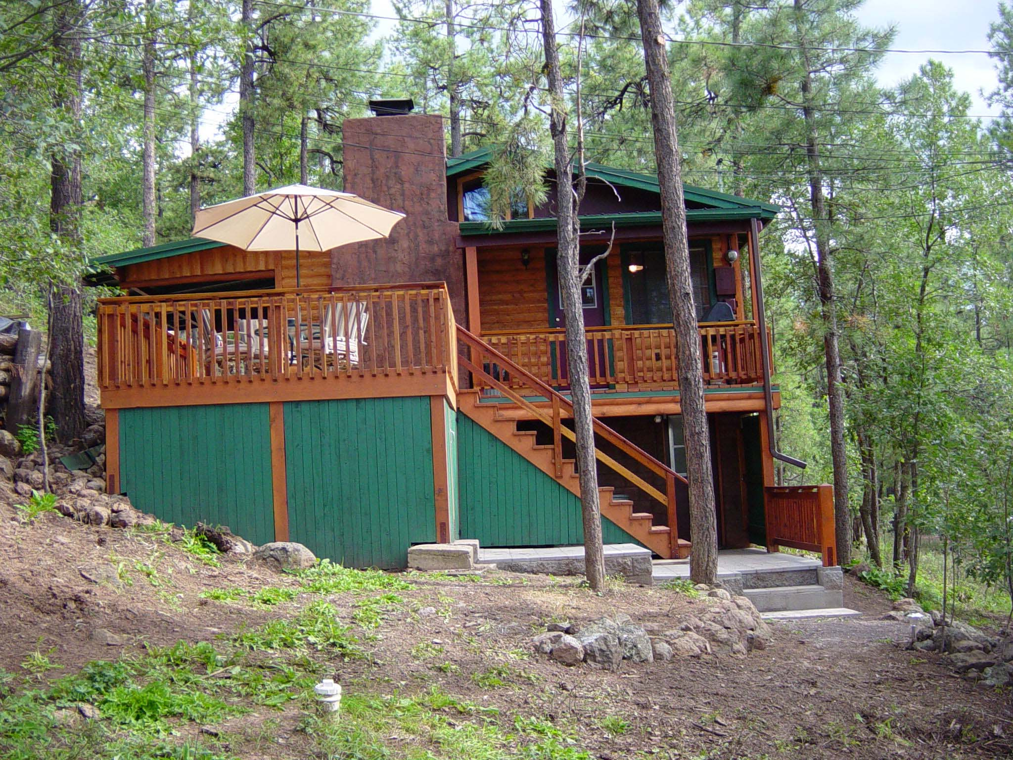 Pinetop arizona cabin pics 1 white mountain cabin rentals for Usmc big bear cabins