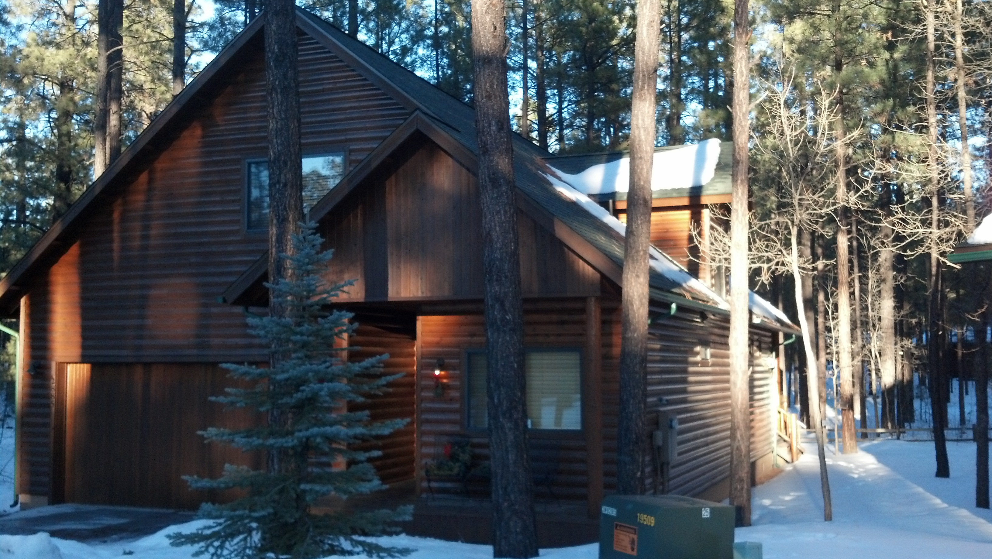 Charmant ... Pinetop Arizona Cabins For Rent White Mountain Cabin Rentals ...