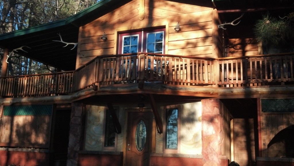 Ponderosa Cabin Rental - Pinetop
