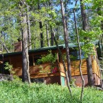 Pinetop Arizona Cabin Rental vacation Arizona cabins for rent