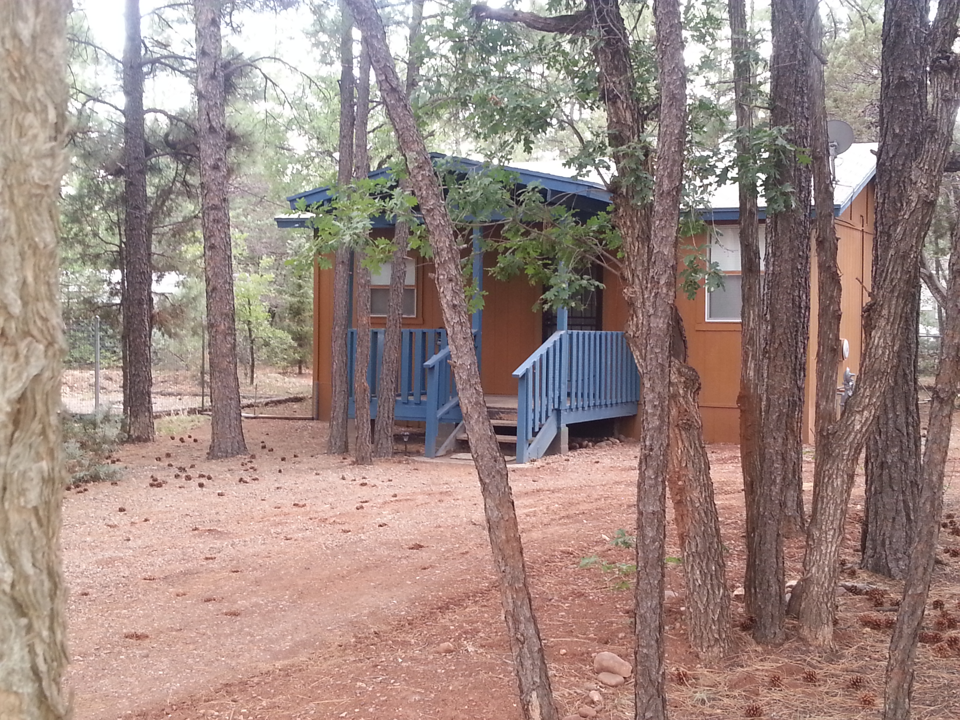 Pinetop Lakeside Cabin Rental