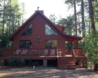Carnahan's Cozy Cabin in Pinetop