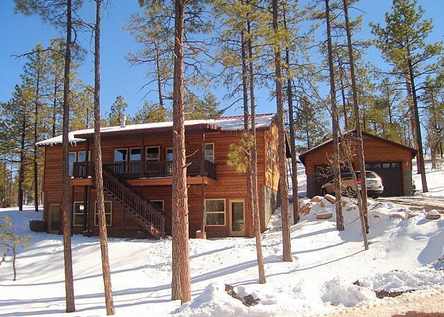 show low arizona wiggins family cabin white mountain