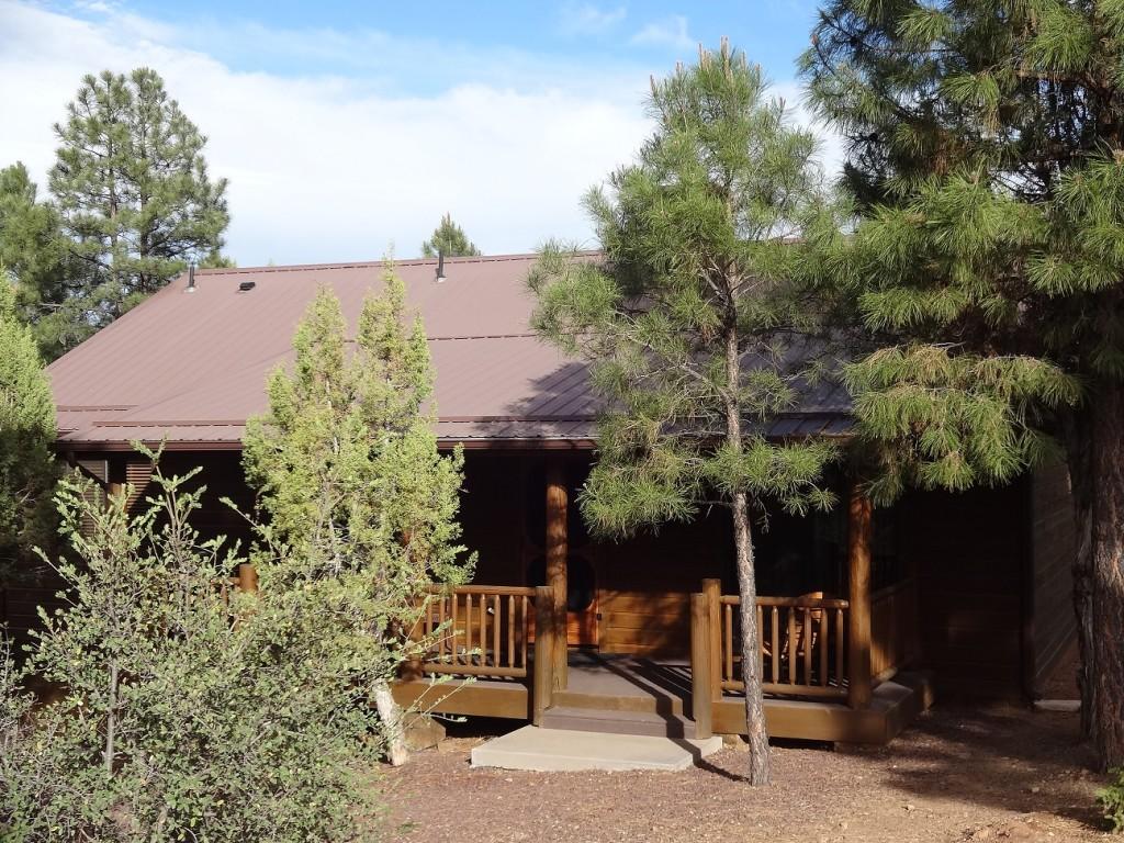 Bugling Elk Cabin Show Low White Mountain Cabin Rentals