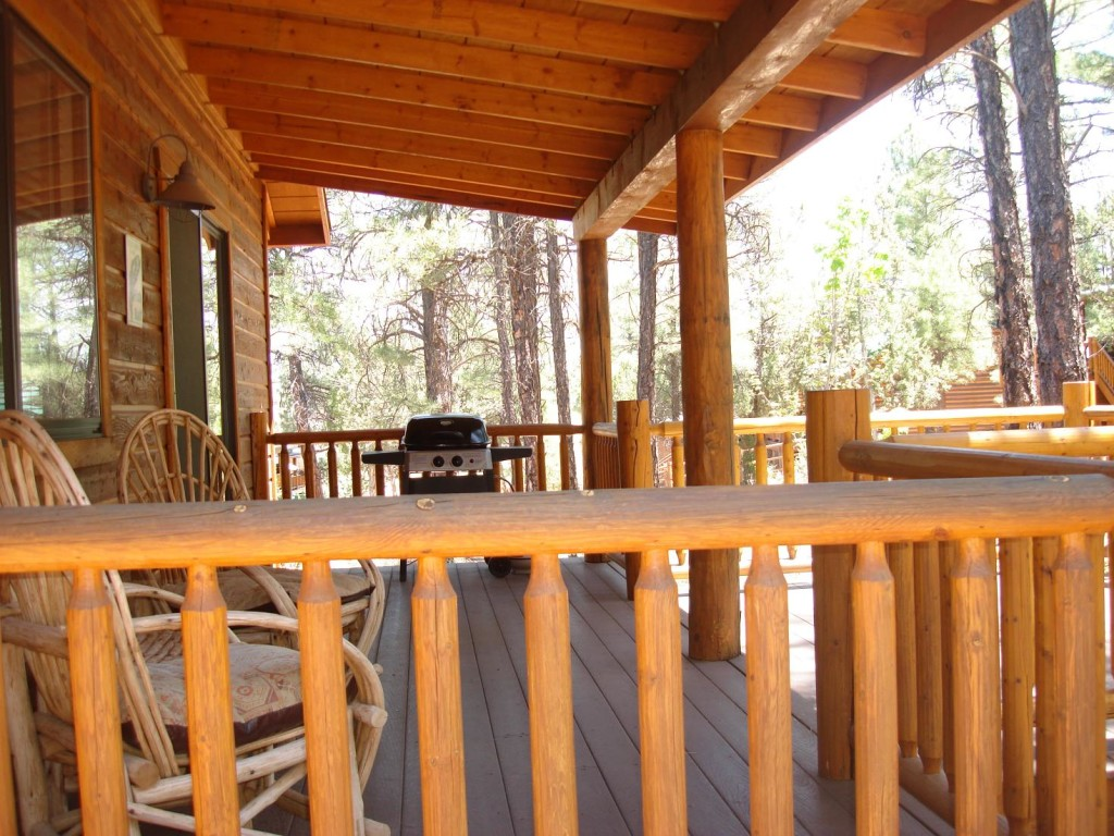 Show Low, Arizona - Peaceful Pines Cabin Rental