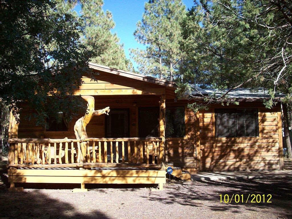 Pinetop lakeside az cabin rentals pinetop lakeside for Az cabin rentals with hot tub