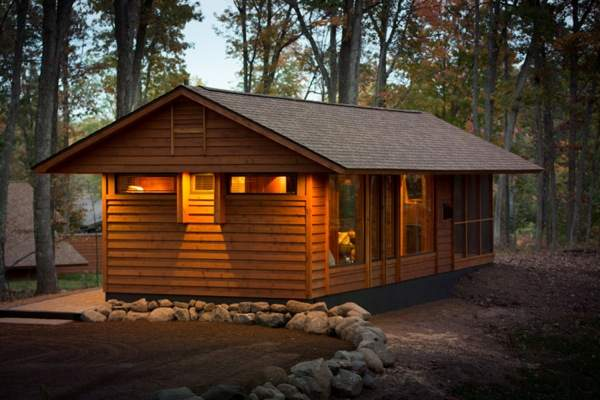 Tiny Home Community Pinetop Lakeside Arizona Tiny Cabin