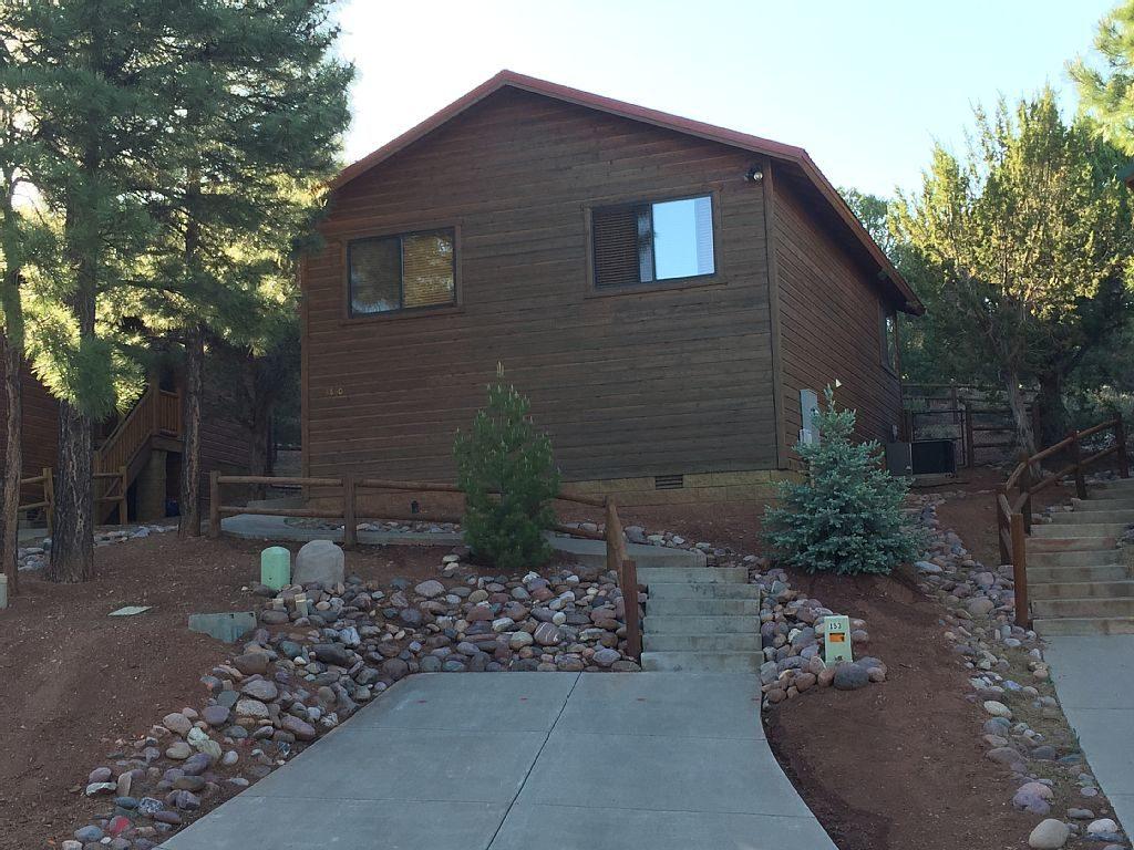 Black Bear Lodge Show Low Az White Mountain Cabin