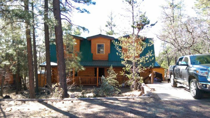 Big Pine Cabin - Lakeside, AZ
