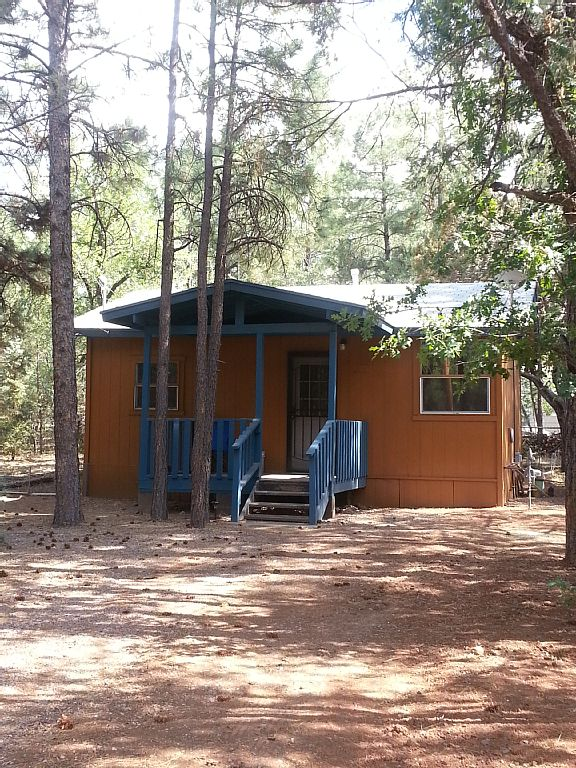 Starbright Oaks - Lakeside, Arizona Cabin Rental