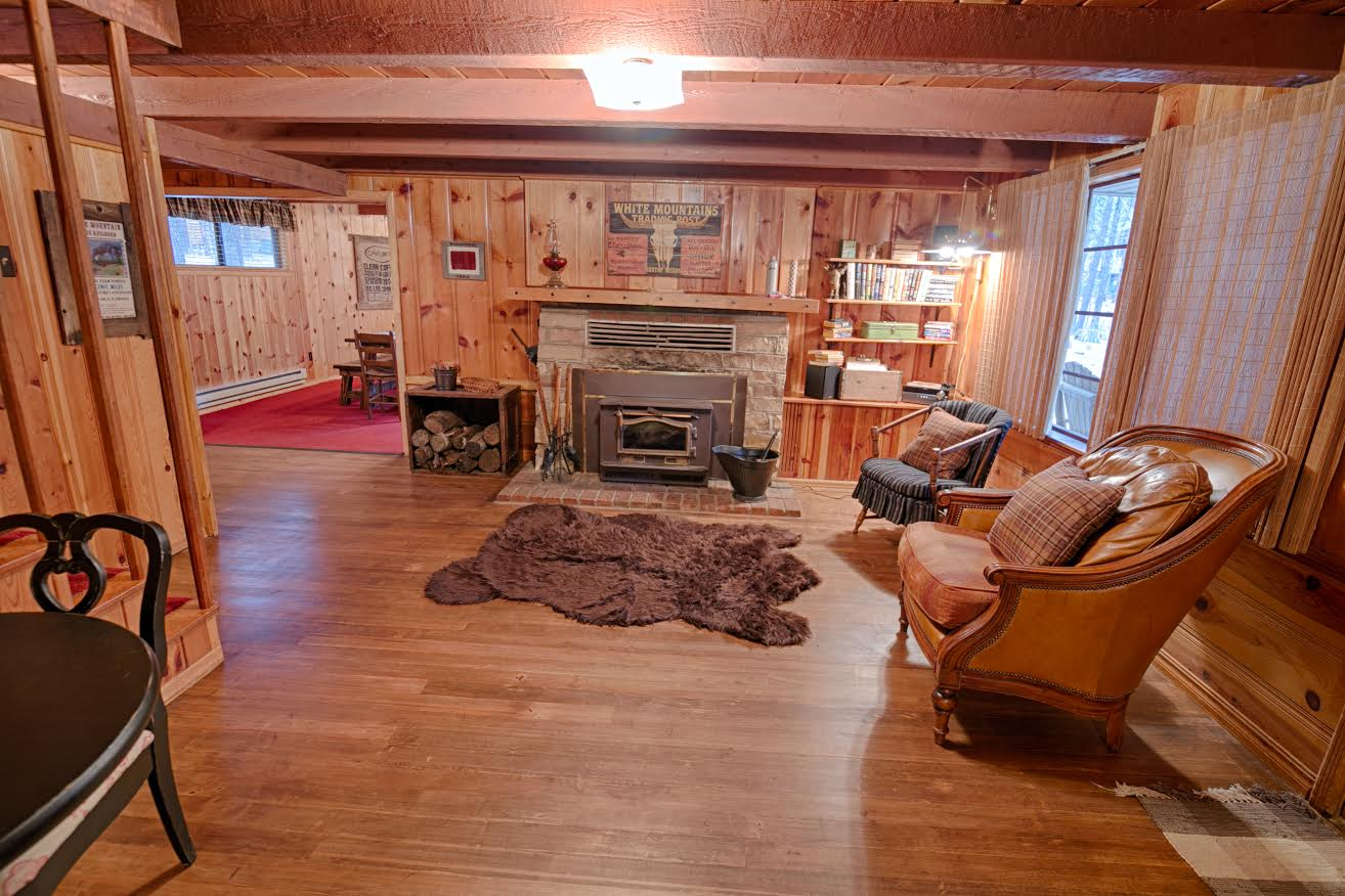 Woodpecker Cabin In Pinetop Az White Mountain Cabin Rentals